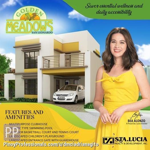 Land for Sale - Golden Meadows San Leonardo Nueva Ecija Residential Lot For Sale