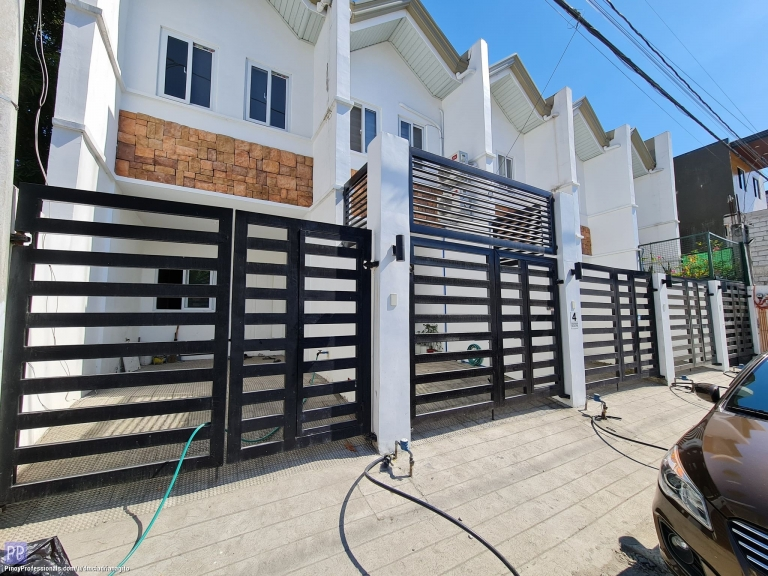 House for Sale - Mercedes Executive Village Pasig Brand New Town House For Sale