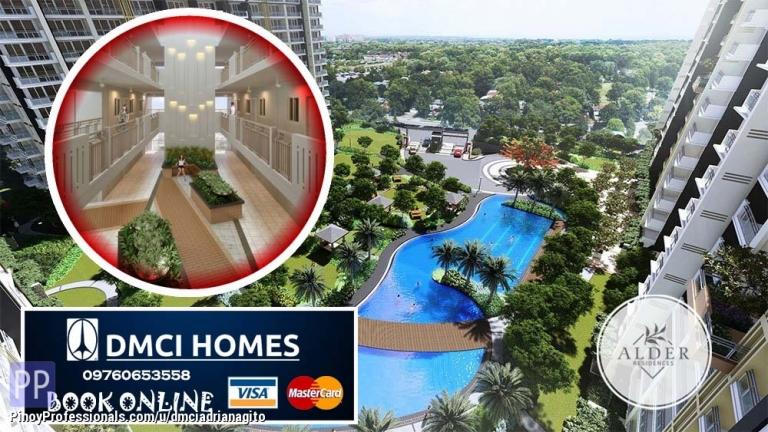 Apartment and Condo for Sale - Alder Residences Dmci Homes Acacia Estate Taguig Near BGC For Sale