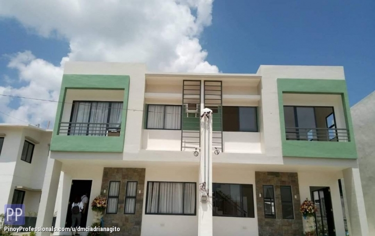 House for Sale - Aria Town House by Filinvest Cainta Rizal Elegant And Affordable For Sale
