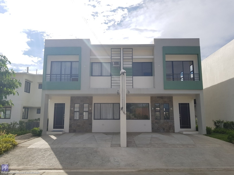 House for Sale - Tropics 4 Tulip House for sale at Filinvest Homes East Cainta Rizal