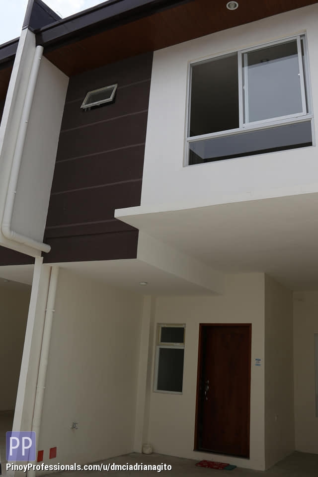 House for Sale - Dahlia West Fairview 2 Storey Town House For Sale near MRT7 Commonwealth QC