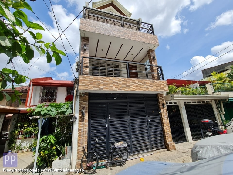 House for Sale - Duplex Townhouse inside Gated Compund For Sale in FlexiHomes Rosario Pasig Rush
