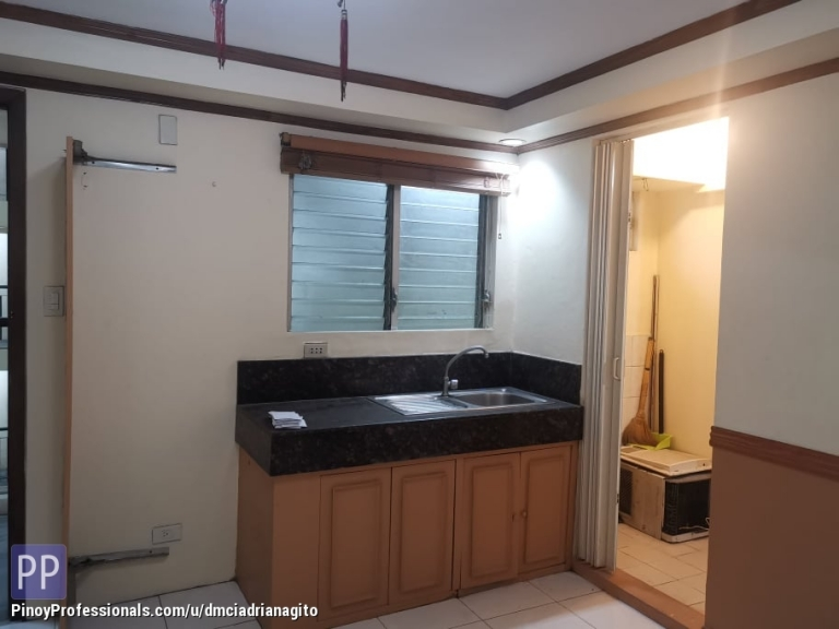 Apartment and Condo for Sale - Semi Furnished 1 Bedroom With Convertible 2nd Room Condo For Sale in Pasig