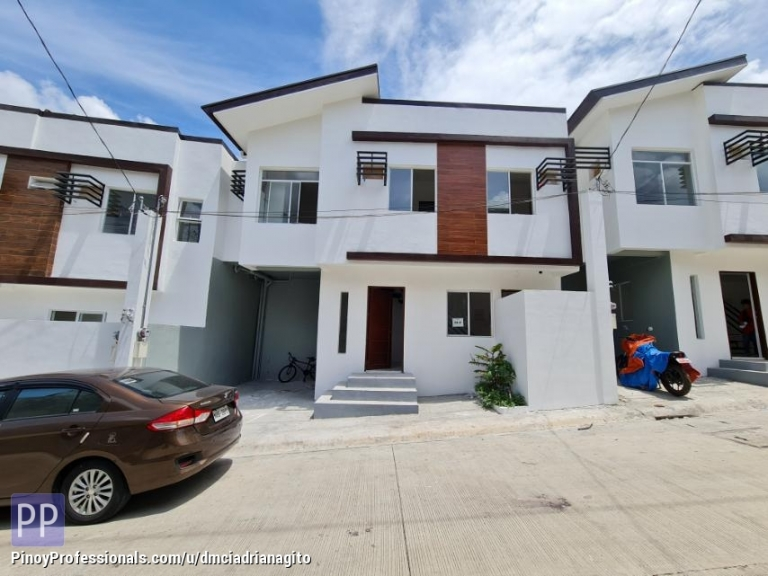 House for Sale - Pine Grove Residences Taytay Rizal Townhouse For Sale