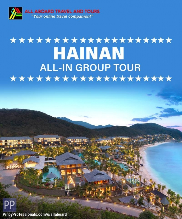 Vacation Packages - Hainan, China All-In Tour
