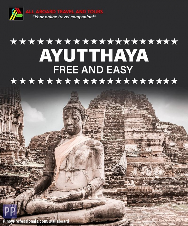 Vacation Packages - Ayutthaya Cruise