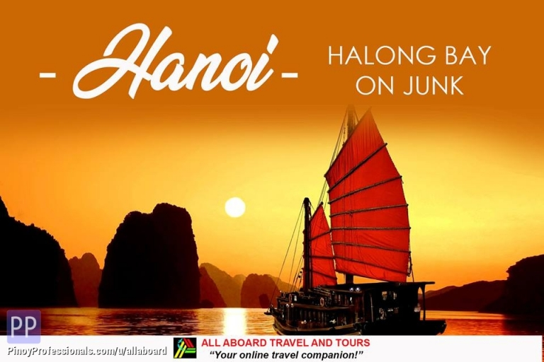 Vacation Packages - Hanoi and Halong on Junk