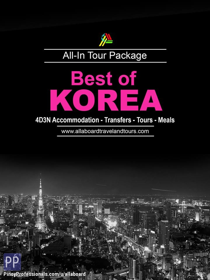 Travel Destinations - Best of Korea All-In Tour