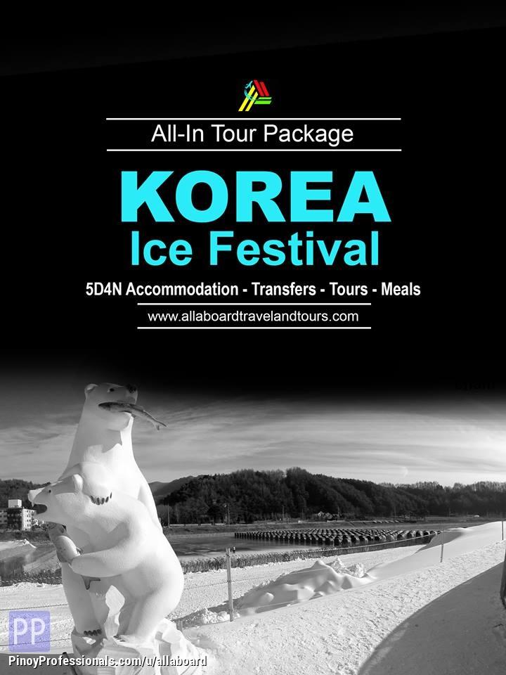 Travel Destinations - Korea All-In Tour