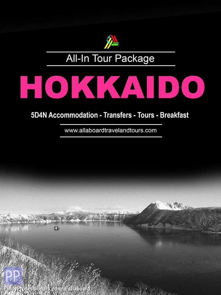 Travel Destinations - Hokkaido All-In Tour