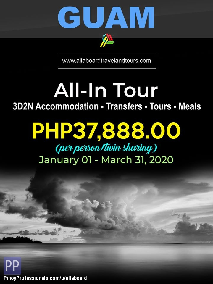 Vacation Packages - Guam All-In Tour