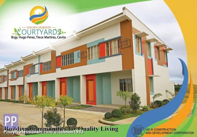 House for Sale - House And Lot In Golden Horizon For Sale Thru Pag-ibig