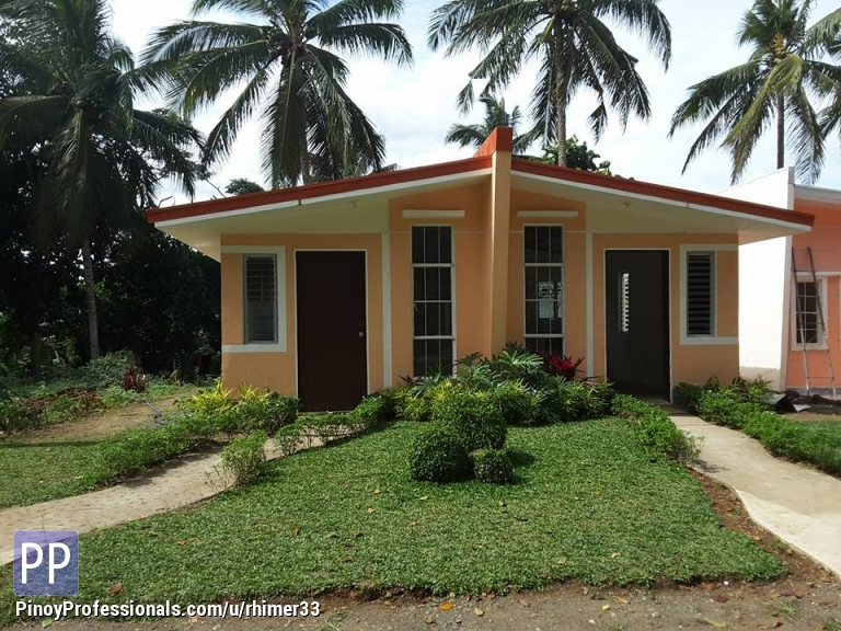 House for Sale - Santo Thomas batangas DUPLEX LOW COST Housing