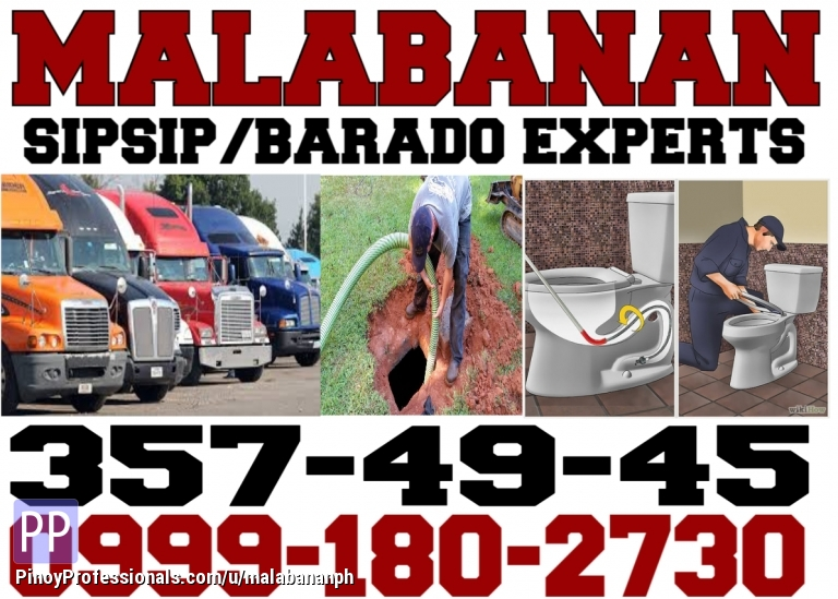 Business and Industrial - Septic Tank Siphoning & Plumbing Services