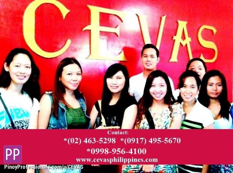 Courses and Seminars - CEVAS Best Italian Language School in Cebu City Mandaue Lapu Lapu Talisay Danao