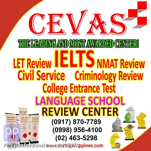 Education - CEVAS Best Japanese Language Center in Davao City Tagum Digos Cagayan De Oro Lais Butuan Pagadian Ozamis Iligan Cotabato Mindanao