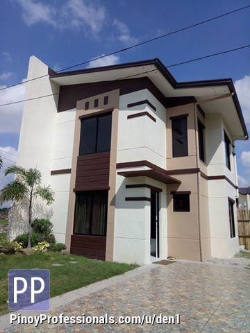 House for Sale - Neo Andrea Fully finished 104sqm Single Attach Marialo Bulacan