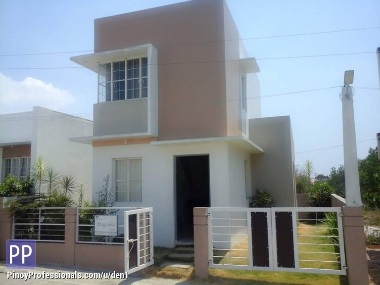 House for Sale - Affordable Single Detach Golden Hills Magnolia in Bulacan