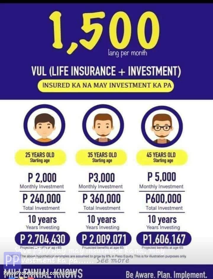 Specialty Services - Sun Life Affordable Insurance with Investment Plan