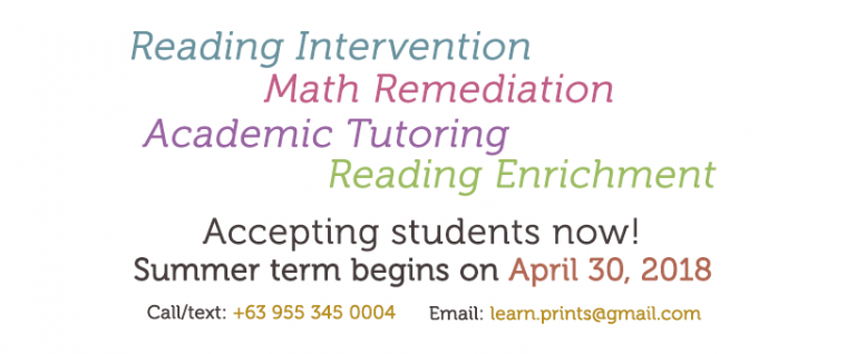 Education - Now Accepting Students!