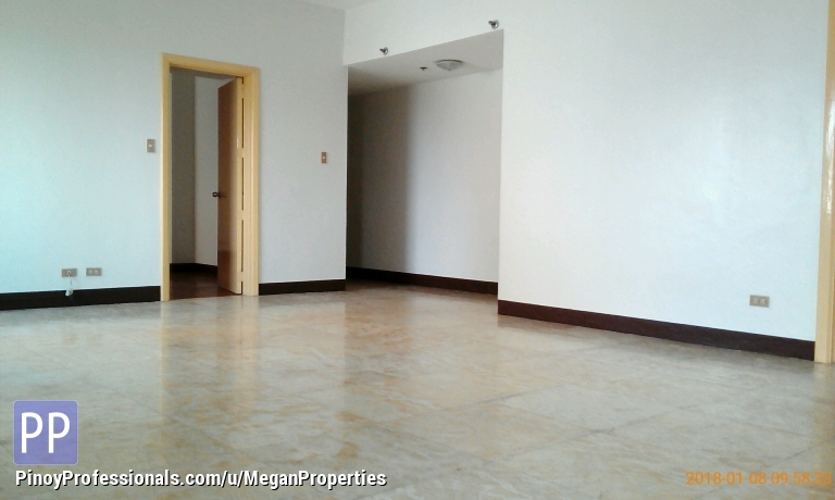Apartment and Condo for Sale - Spacious 3 Bedroom Condo For Sale near Greenhills Shopping Center