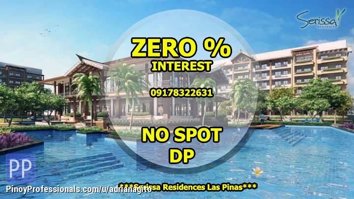Apartment and Condo for Sale - Serissa Residences Condo near Zapote Road Las Pinas