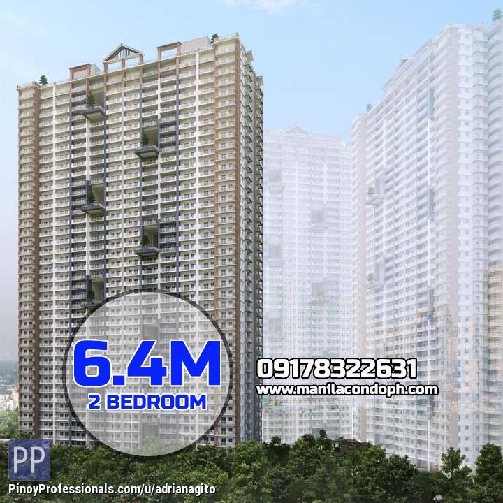 Apartment and Condo for Sale - Kai Garden Residences 2 Bedroom Condo nest Shaw Blvd Edsa