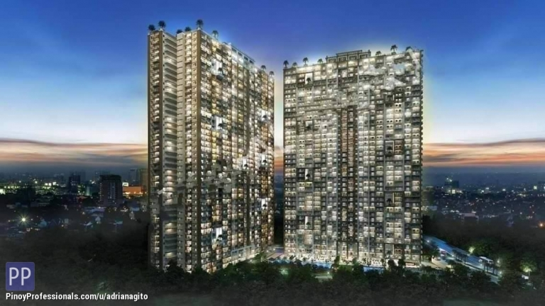 Apartment and Condo for Sale - Infina Towers by Dmci Homes in Cubao Quezon City