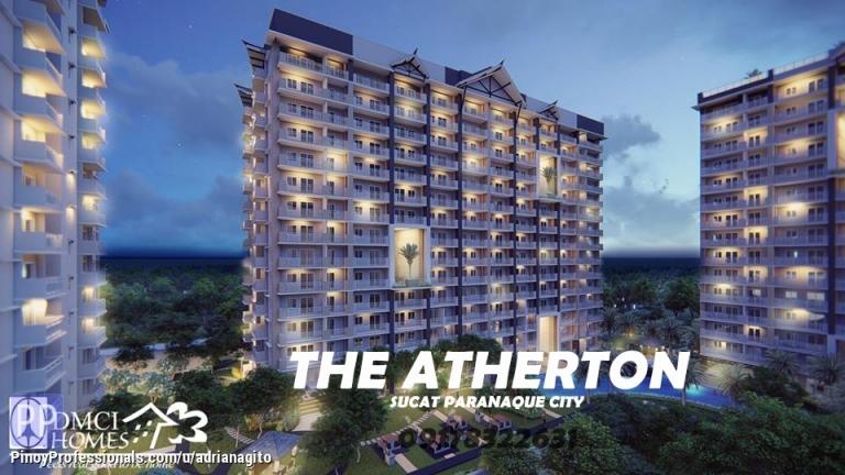 Apartment and Condo for Sale - Condo for sale near Okada Casino Paranaque The Atherton