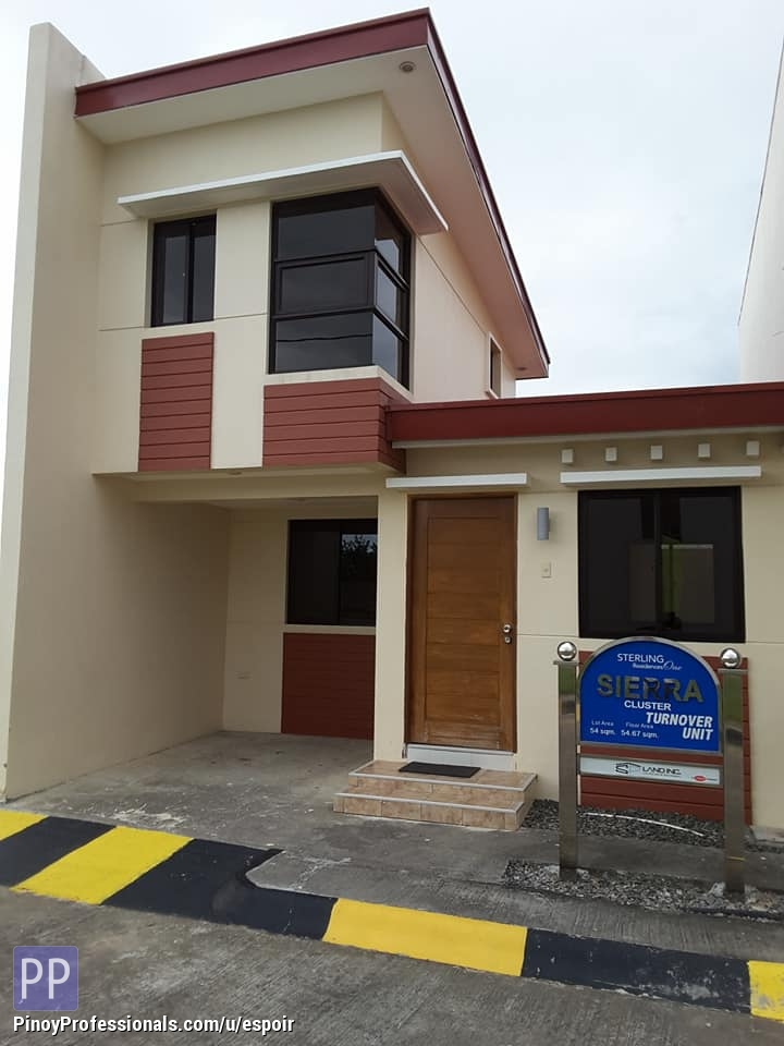 House for Sale - sterling residences one affordable housing in sabang naic cavite