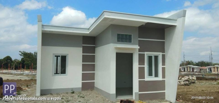 House for Sale - Precious unit in amorosa santa teresita santo tomas batangas pag ibig housing