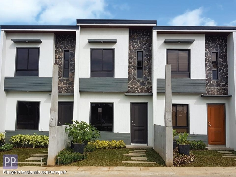 House for Sale - cedar wood residences in Langkaan Dasmarinas cavite complete and semi complete unit thru pag ibig housing loan