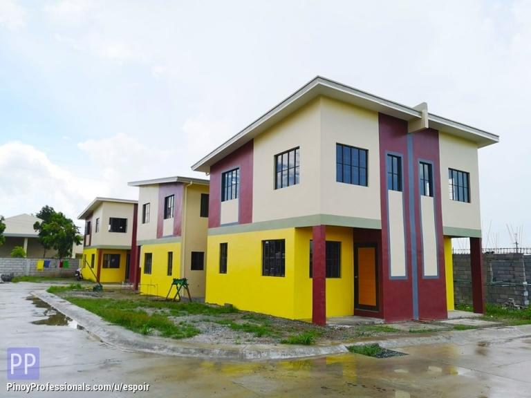 House for Sale - Golden Horizon Estate Quadruplex affordable housing thru Pag ibig In Trece Martirez