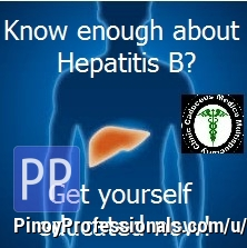Health and Medical Services - HEPATITIS B Consultation and Treatment in Quezon City
