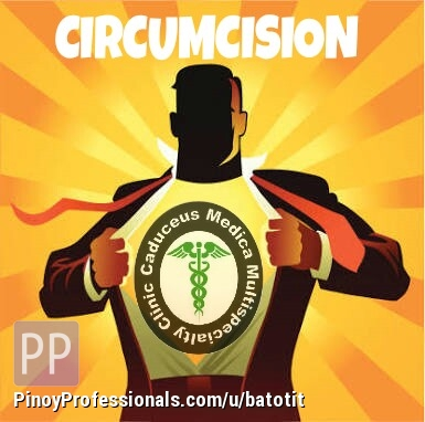 Health and Medical Services - Adult Circumcision Consultation and Treatment Clinic