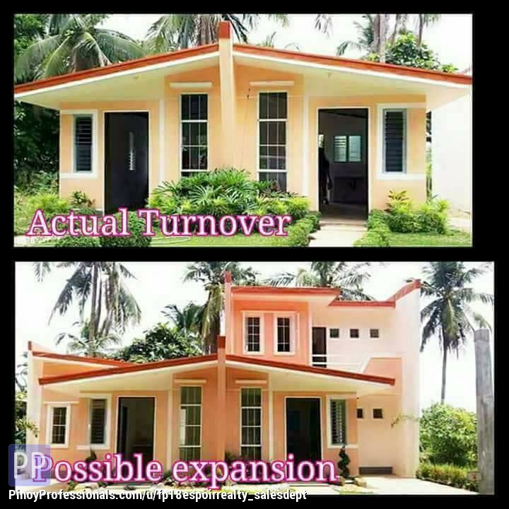 House for Sale - Pag-ibig Housing Duplex with Carport as low as P1,897/mo.