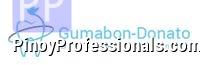 Health and Medical Services - Gumabon-Donato Dental Clinic