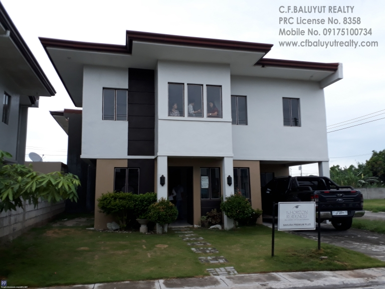 House for Sale - Own This Home for as low PhP 15,169.63 / monthly thru PAG-IBIG Financing