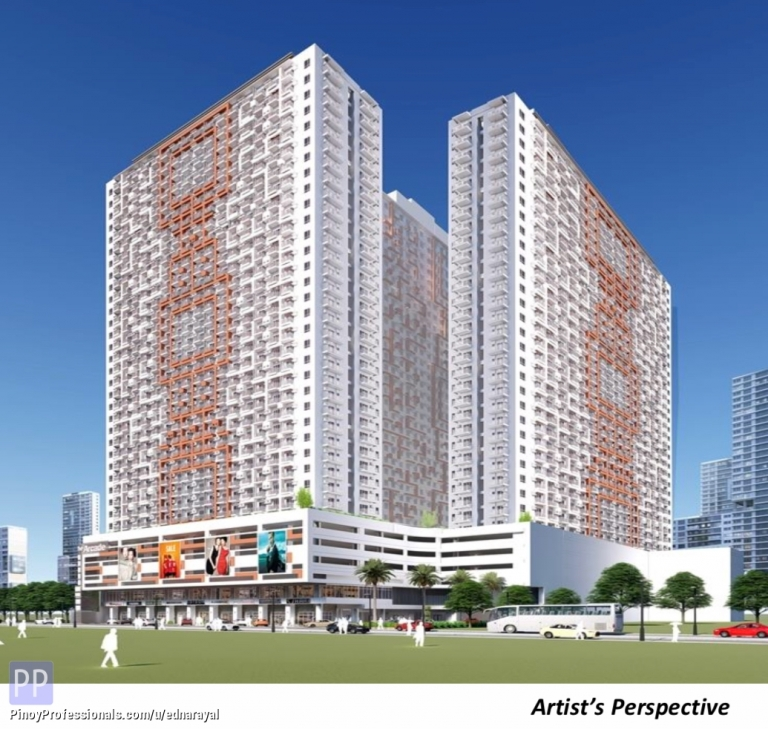 Apartment and Condo for Sale - QUANTUM RESIDENCES CONDO IN TAFT AVENUE NEAR LRT GIL PUYAT AND LA SALLE UNIVERSITY