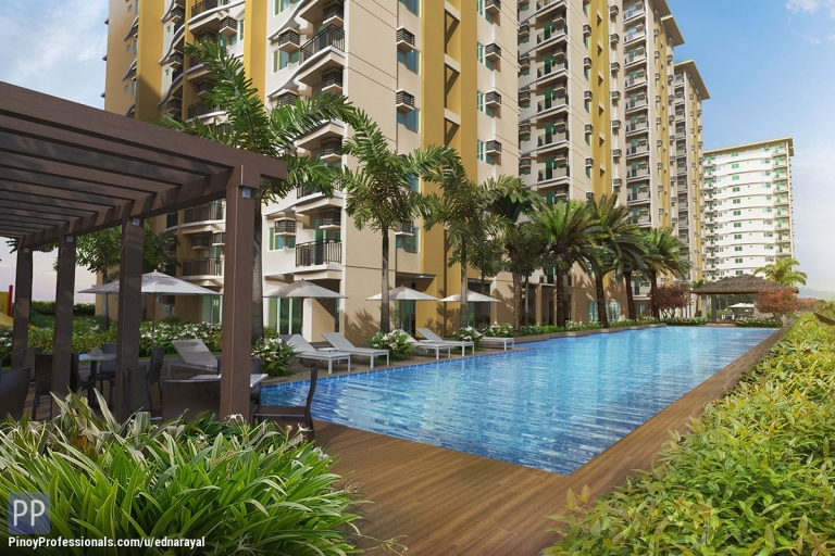 Apartment and Condo for Sale - PALM BEACH WEST TOWER CONDO FOR SALE. NEAR SM MOA AND ACCESSIBLE TO MAKATI CBD