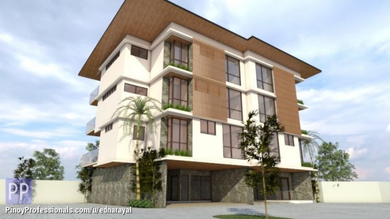 House for Sale - HIGH-END TOWNHOUSE FOR SALE IN SAN JUAN NEAR N. DOMINGO AND SANTOLAN PLAZA MALL