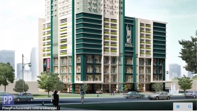 Apartment and Condo for Sale - VISTA RESIDENCES CONDO IN MANILA NEAR PRIME SCHOOLS AND UNIVERSITIES IN TAFT AVENUE AND UNIVERSITY BELT