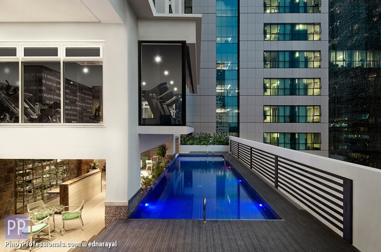 Apartment and Condo for Sale - VISTA CONDO IN ORTIGAS CBD : THE SPECTRUM WALKING DISTANCE TO SM MEGAMALL, THE PODIUM AND SAN MIGUEL PROPERTIES