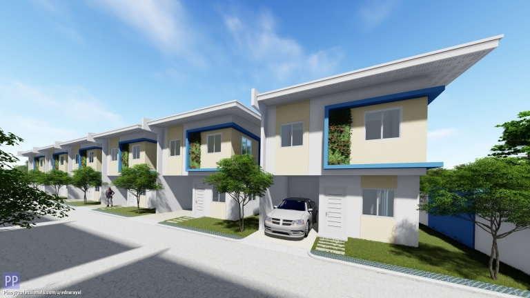 Apartment and Condo for Sale - 3BR 2-STOREY HOUSE FOR SALE IN AMPARO CALOOCAN NEAR MRT-7 SACRED HEART STATION