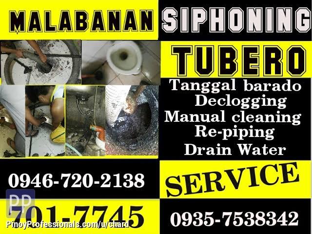 Business and Professional Services - QUEZON CITY AREA EGLOT TUBERO SERVICES 701-7745 09467202138 09357538342
