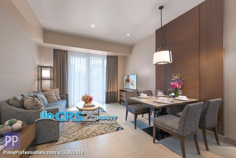 Apartment and Condo for Sale - For Sale 1 Bedroom Exucutive unit at The Suites Cebu City