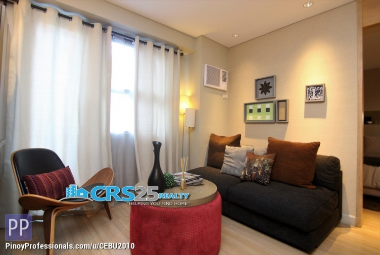 Apartment and Condo for Sale - 1 Bedroom Suites Sea View in Horizon 101 Cebu City