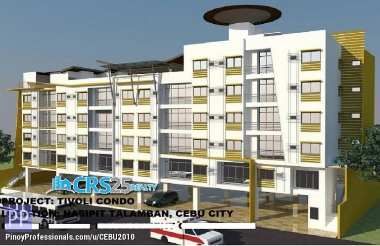 Apartment and Condo for Sale - 1 Bedroom Tivoli Condo in Talamban Cebu
