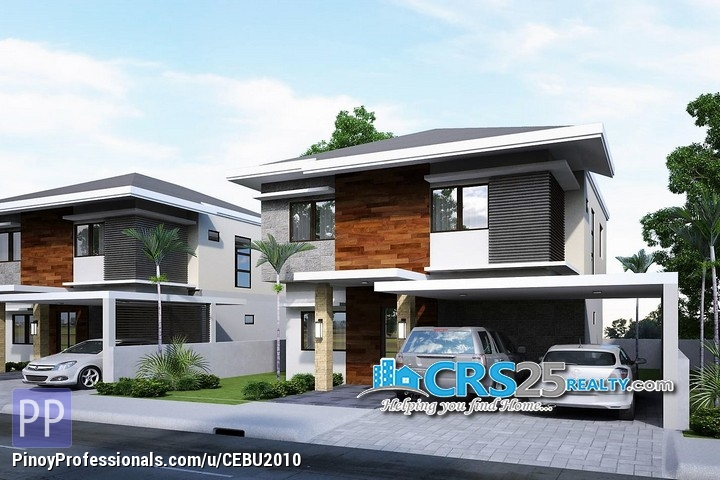 House for Sale - Modern House in Le Grand Subdivision in Mandaue Cebu